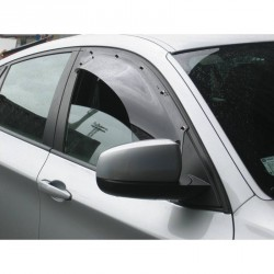 Weather Shield - BMW X6 - All Models - Right Hand