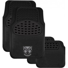 WARRIORS CAR MATS - OFFICIAL NRL PRODUCT!