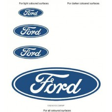 FORD DECAL SHEET
