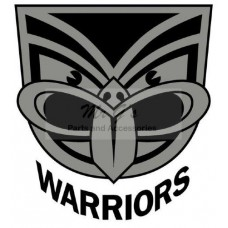 WARRIORS CAR DECALS - OFFICIAL NRL PRODUCT!