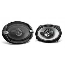 "JVC 6X9"" 500 WATT 3 WAY SPEAKERS - HIGH POWER"