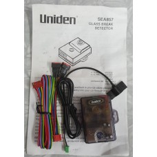 UNIDEN GLASS BREAK SENSOR
