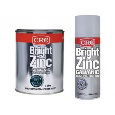 CRC BRIGHT ZINC AEROSOL - 400ML