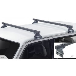 933-071 & 923-010 TRADE RACKS – CRUZ ROOF RACKS – 1 BAR 1.25 & 110MM HIGH SUPPORTS