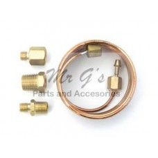TRISCO OIL PRESSURE GAUGE COPPER TUBING KIT