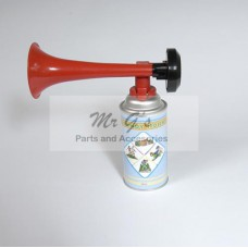 HAND HELD AIR HORN - FOR SPORTS GAMES ETC