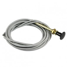 CHOKE/BONNET CABLE KIT 120 INCH - UNIVERSAL FITMENT