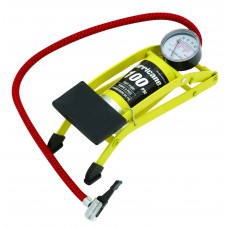 ALLTRADE FOOT PUMP WITH GAUGE