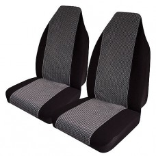 SEAT COVERS - CLASSIC GREY - PAIR