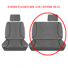 HILUX SINGLE CAB 2008-2015 CUSTOM FIT SEAT COVERS