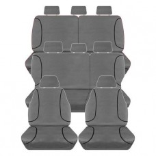 Seat Covers for Toyota LANDCRUISER 200 SERIES 2010 ON - CUSTOM FIT - 3 Rows