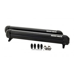 RHINO RACK - Ski and Snowboard Carrier - 6 Skis or 4 Snowboards
