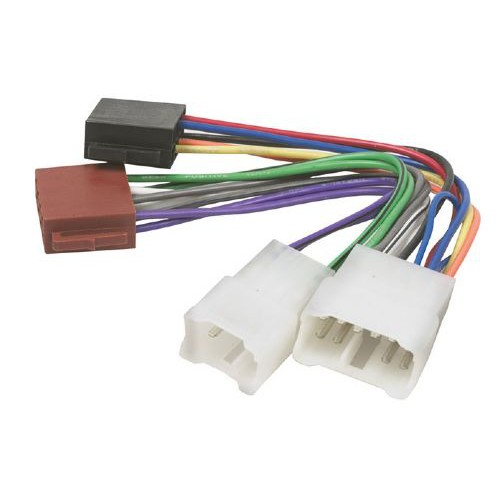 Stereo wiring harness toyota iso