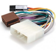 STEREO WIRING HARNESS TO ISO - HOLDEN VR/VS