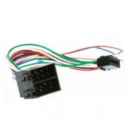 STEREO WIRING HARNESS - JVC - ISO