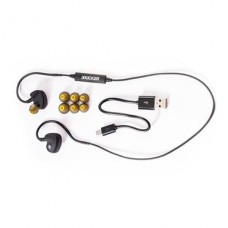 KICKER BLUETOOTH SPORTS EARBUD BLACK