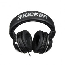 KICKER CUSH HEADPHONE BLACK