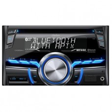 Clarion - Head Unit - Double Din - BLUETOOTH / CD / USB / MP3 / WMA
