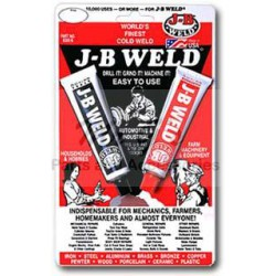 JB WELD - THE ORIGINAL COLD WELD