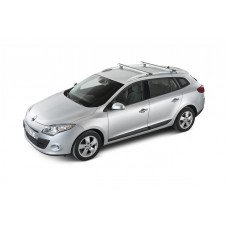 ROOF RACKS FOR SIDERAILS - CRUZ AIRO BARS 1.28M
