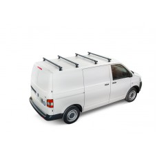 TRADE RACKS FOR TRAFIC, PRIMASTAR OR VIVARO FROM '01 ON (923-012(x2) + 933-529)