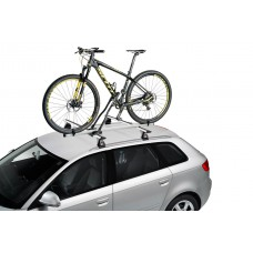940-011 BIKE CARRIER - ROOF RACK MOUNT - FULLY LOCKABLE, HIGH QUALITY - CRUZ RACE