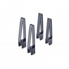 CRUZ Set of 4 Load Stops - suitable for 35mm x 35mm CRUZ Commercial square bar