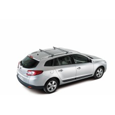 921-938 ROOF RACKS FOR CARS WITH SIDE RAILS - CRUZ CLASSIC - 140CM