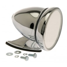 CLASSIC CAR CHROME MIRRORS - PAIR