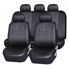 SEAT COVERS - EXECUTIVE  LEATHER STYLE