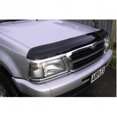 Bonnet Guard - CLEAR -  FORD Courier PD - 1996 to 98