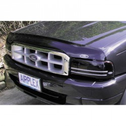 Bonnet Guard - Ford Courier PE - 1992 to 2002 - CLEAR
