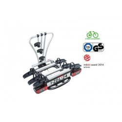 YAKIMA JUSTCLICK - 3 BIKE TOWBALL MOUNT BIKE CARRIER