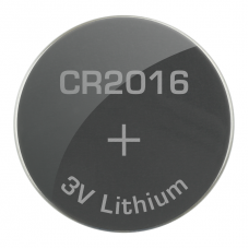 CR2016 3V Lithium Coin Cell Battery