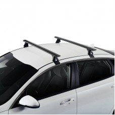 ROOF RACK - Mazda 3 5 door 2019 on - CRUZ Airo Dark Roof Racks