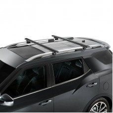 ROOF RACKS FOR SIDERAILS - CRUZ AIRO BARS 1.08M