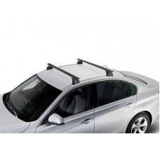 ROOF RACK - BMW Series 3 sedan (G20) 2019 - CRUZ AIRO DARK ROOF RACKS