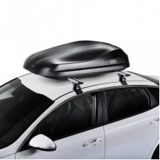 Roof box Road 370L Black