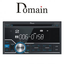 Domain Stereo DM-DB558BT - CD / MP3 / WMA / USB Playback with Bluetooth