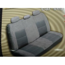 ESTEEM REAR SEAT COVERS CHARCOAL
