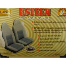 ESTEEM HI BACK SEAT COVERS (PAIR)