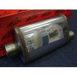 MUFFLER STAINLESS STEEL - 2.5""