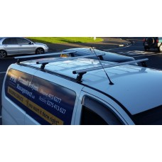 ROOF RACK HYUNDAI ILOAD VAN - CRUZ TRADE RACKS