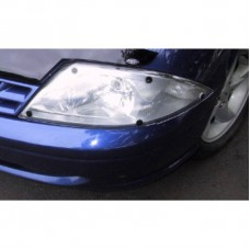 Headlight Covers - FORD Fairmont AU1 - 1998 to 2000 - CLEAR