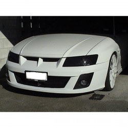 HOLDEN COMMODORE VZ HEADLIGHT COVERS - BLACK!!
