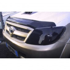 HEADLIGHT COVERS HILUX 2005 - 2011 TINTED