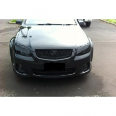 HOLDEN COMMODORE VE2 HEADLIGHT COVERS - BLACK!!