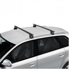 935-509+925-783 ROOF RACKS - MITSI ASX 5DR 2010-> & CITROEN C4 2012-> CRUZ AIRO DARK