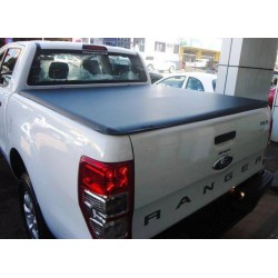Roll Up Tonneau Cover - Ford Ranger / Mazda BT50 D/C 2011 on