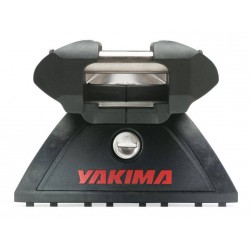 Yakima Lockn'Load Roof Racks - set of 2 bars Pajero Sport With Flush Rails 2015-